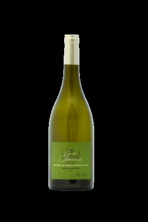 Vin Blanc St Chinian la Croix St Eulalie cuvée Clemenace