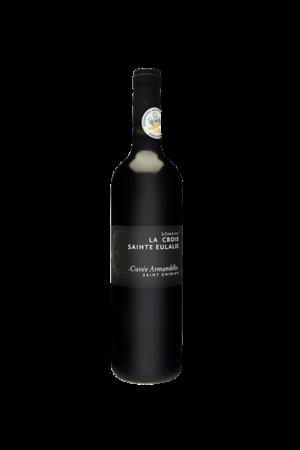vin rouge minervois armanledis