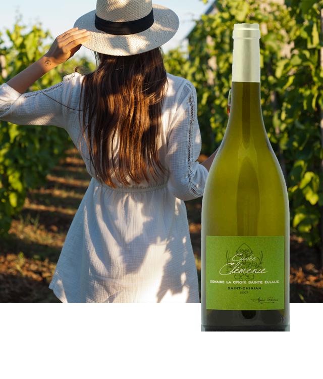vin blanc Languedoc