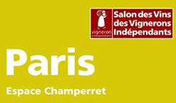 Salon des vins Paris