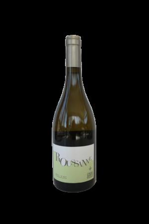 vin blanc roussane